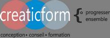 Logo CreaTicForm